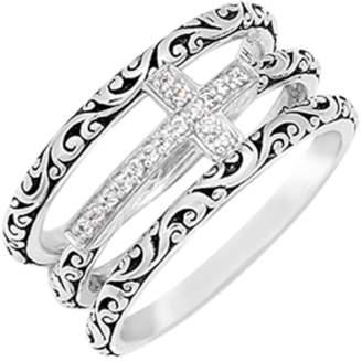 Lois Hill Diamond Ring