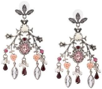 Dannijo Ivy earrings