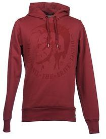 Diesel Hooded sweatshirts