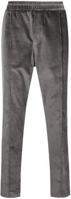 Low Brand elasticated waist corduroy trousers