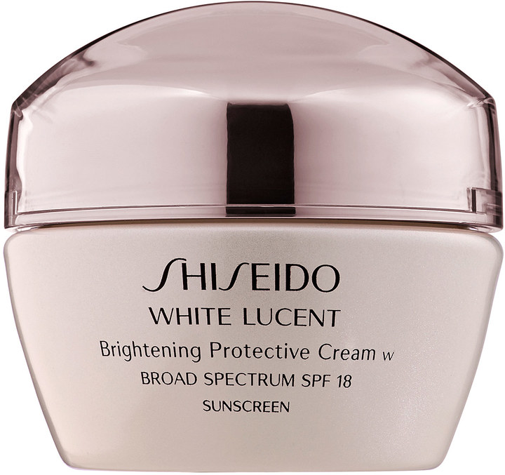 White Lucent Brightening Protective Cream Broad Spectrum SPF 18