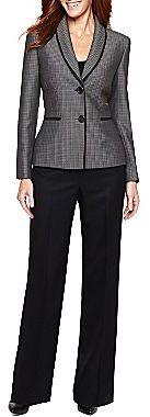 JCPenney Le Suit Jacket and Pant Suit
