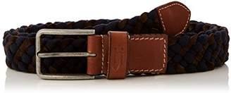 Napapijri Men's Np Pal Belt, (Multicolour L17), (Size: 2)
