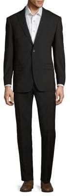 Michael Kors Modern-Fit Wool Suit