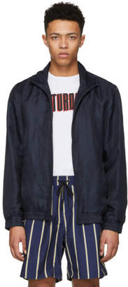 Saturdays NYC Navy Everett Jacket