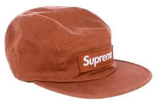 Supreme 2018 Military Box Logo Camp Cap w/ Tags