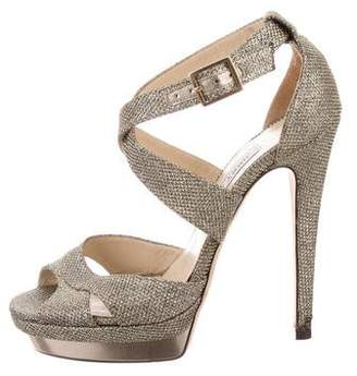 Jimmy Choo Kuki Platform Sandals