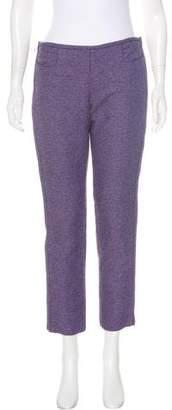 Chanel Tweed Cropped Pants