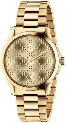 Gucci 38MM G-Timeless Bracelet Watch
