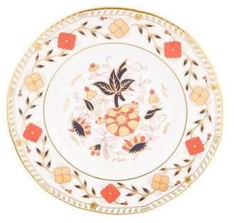 Royal Crown Derby Set of 5 Asian Rose Dinner Plates