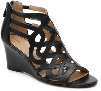 Adrienne Vittadini Rymer Wedge Sandal - Women's