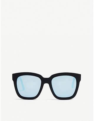 3173f7138f Gentle Monster Dreamer Hoff mirrored acetate sunglasses