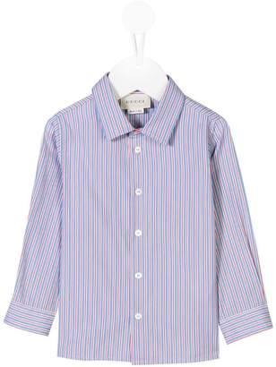 5253574b3 Gucci Blue Shirts For Boys - ShopStyle UK