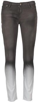 Acquaverde SCARLETT women's Cropped trousers in Black