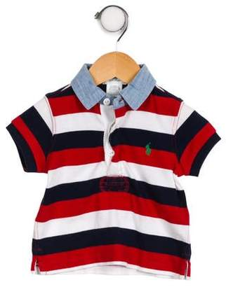 Ralph Lauren Boys' Striped Polo Shirt