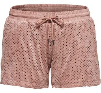 Shorts ASTRID FAUX SUEDE SHORTS