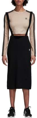 adidas Midi Skirt with Shoulder Straps