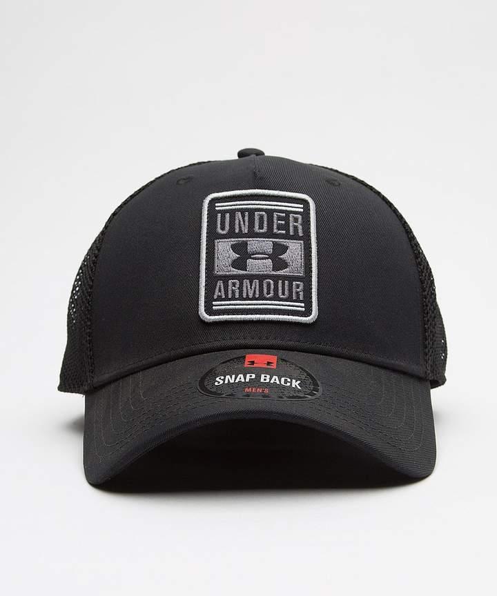 Under Armour Low Crown Trucker Cap