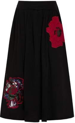 Emporio Armani Poppy Skirt