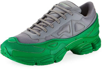 Adidas By Raf Simons Men's Ozweego Colorblock Trainer Sneakers