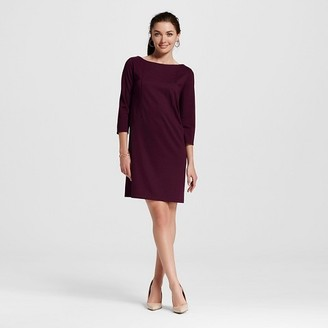 Merona® Women's Ponte Boatneck Dress - MeronaTM $27.99 thestylecure.com