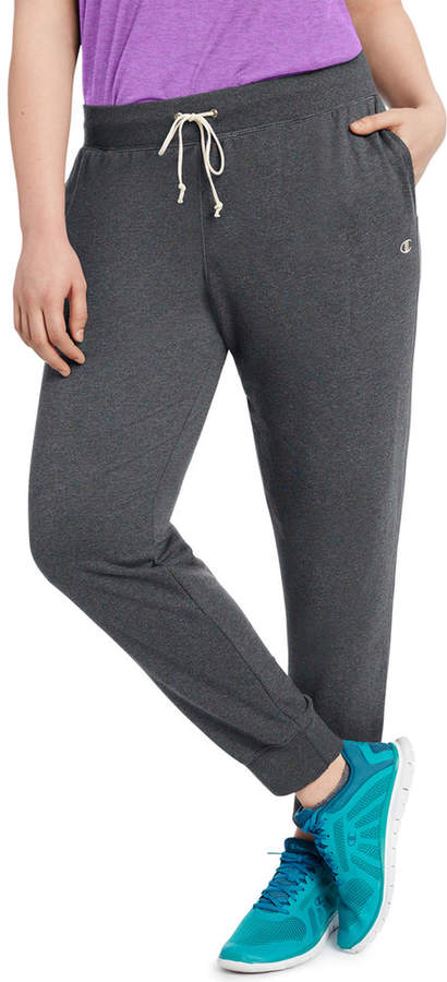 Plus Size Champion French Terry Jogger