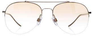 Giorgio ArmaniGiorgio Armani Tinted Aviator Sunglasses
