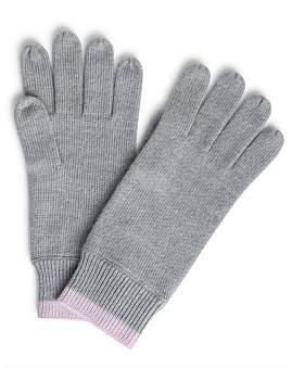 David Jones Merino Contrast Gloves