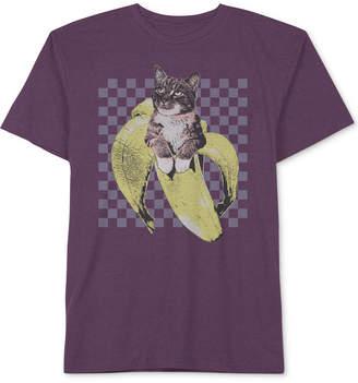 JEM Big Boys Catnana Graphic T-Shirt