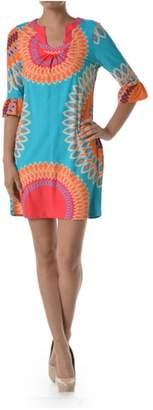 Aryeh Printed Springsummer Dress