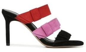 Diane von Furstenberg Amari Bow Sandals