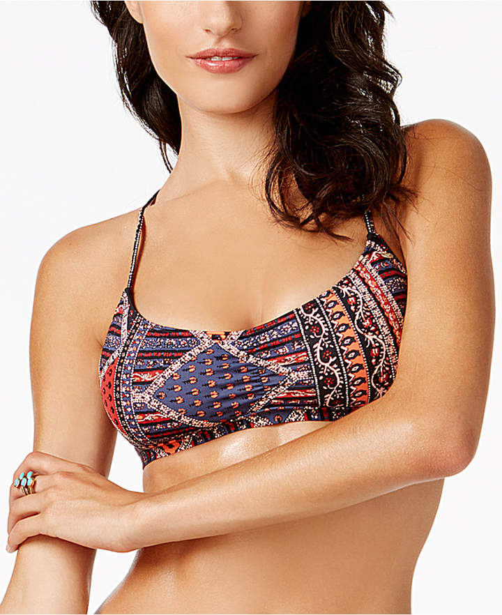 Roxy Festival Bralette Bikini Top Women's Swimsuit