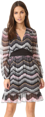Diane von Furstenberg Lizbeth Dress $398 thestylecure.com