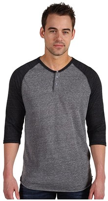 ee076f4a Three-quarter Length Henley Shirts For Men - ShopStyle