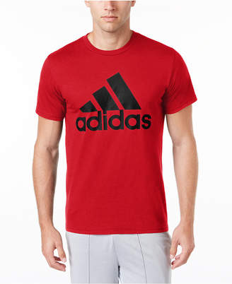adidas Men Badge of Sport Classic Logo T-Shirt