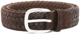Orciani woven belt