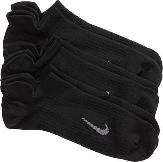 Nike 3-Pack Everyday Plus Lightweight No-Show Socks