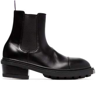 Eytys Nikita Pull On Leather Boots
