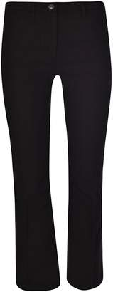 N°21 N.21 Cropped Length Flared Cuff Trousers