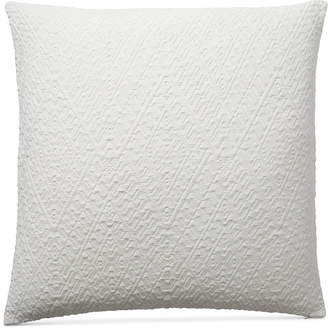 """Lucky Brand Closeout! Diamond Matelasse 18"""" Square Decorative Pillow, Created for Macy's Bedding"""