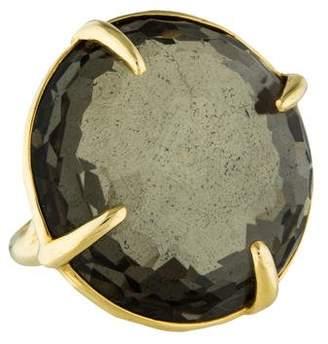 Ippolita 18K Large Doublet Gelato Ring