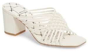 Dolce Vita Delana Knotted Slide Sandal