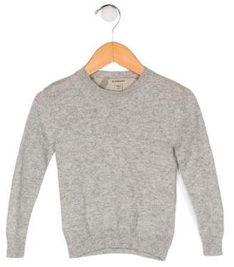 Burberry Boys' Knit Cashmere Sweater