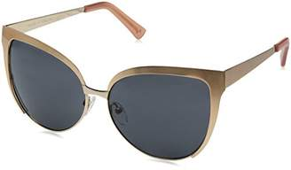 Halston H Women's HH 630 Cat Eye Fashion Designer UV Protection Sunglasses Cateye
