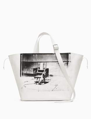 Calvin Klein electric chair tote