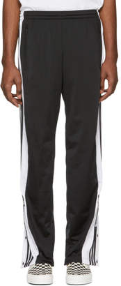 adidas Black Snap Lounge Pants