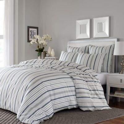 Stone Cottage Conrad Full/Queen Comforter Set in Grey