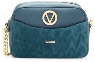 Mario Valentino Valentino By Capucine Leather Crossbody Bag