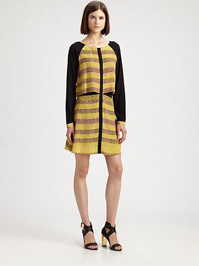 Rebecca Minkoff Leni Silk Dress