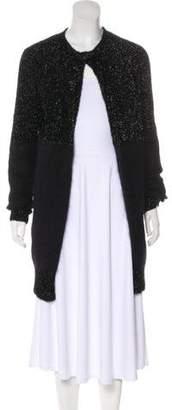 The Row Knit Angora-Blend Sweater